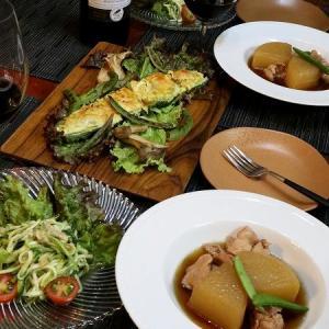 ◆頂き物の野菜でつくるおうちごはん♪~ゆるやか糖質制限中♪