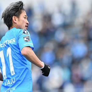 52歳の三浦知良選手が横浜FCと契約更新