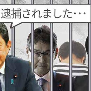 河井克行元法相に実刑判決。安倍元首相の任命責任は・・・?