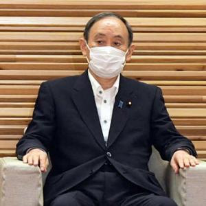 菅内閣支持率がついに26%。不支持率66%とともに最低更新/毎日新聞世論調査