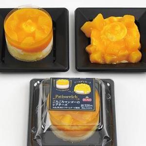 ミニストップの秋の新作商が大きな話題/ごろごろマンゴーのレアチーズ&和モンブラン
