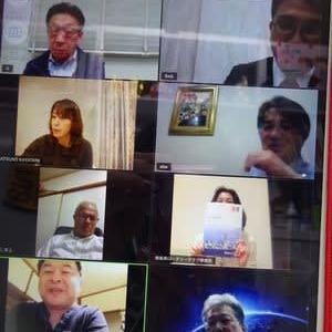 2020年4月30日(木)  ZOOMミーティングで理事会を開催しました