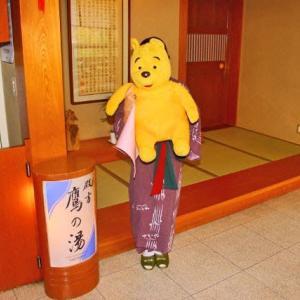 プーさん 蕪主総会で 長野県下高井郡 野沢温泉 旅館さかやに行ったんだよおおう その9