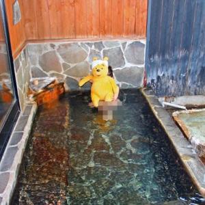 プーさん 新潟県南魚沼市 六日町温泉 かわら崎 湯元館に また行ったんだよおおう その8