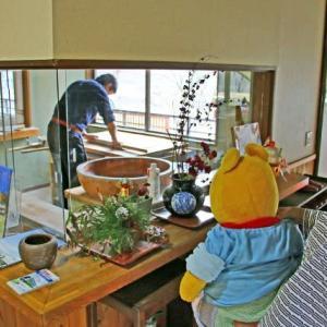 プーさん 長野県北安曇郡小谷村 来馬温泉 風吹荘で 年末年始を過ごしましたぁ その16