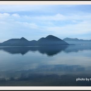 洞爺湖リフレクション