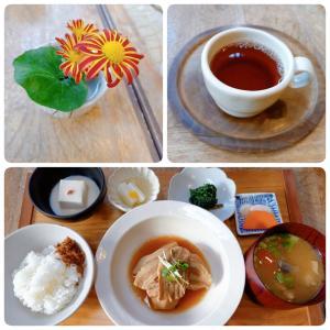 西荻窪の古民家カフェで作戦会議♪