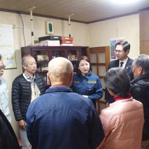 #八王子市 #西本かずや 市議会議員と共に被災した地域でお声を伺いました