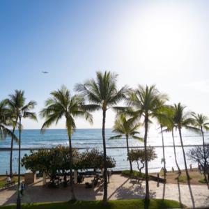 ★ハワイのサンセットが綺麗に見えるプライベートエリアでパーティ