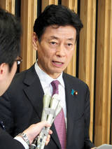 「神のみぞ知る」は「尾身先生の発言を引用したもの」 西村大臣が反論