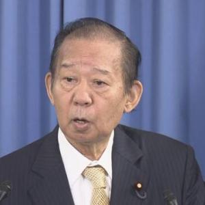 【自民】二階幹事長「影響及ぼす大物ではない」 河井夫妻について NHK