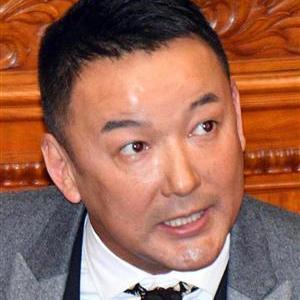 【都知事選】「山本太郎さんが立候補したことは間違いでした、1票は10万円ではない」風を起こすことはできず、党の退潮傾向裏付ける