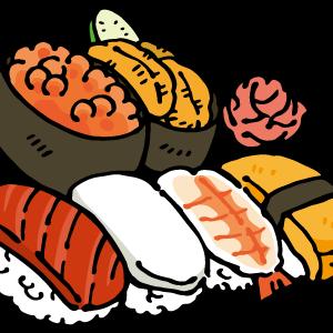 【食事】握りすしは手で食べる、それとも箸で食べる?