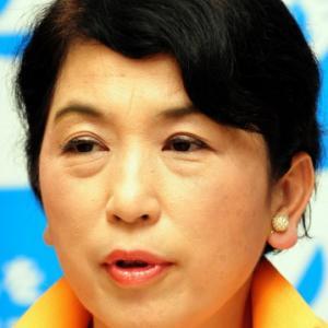 【社民党】 #福島みずほ 「横田滋さんが生きていらっしゃる間に拉致問題が解決せずに申し訳ありません」