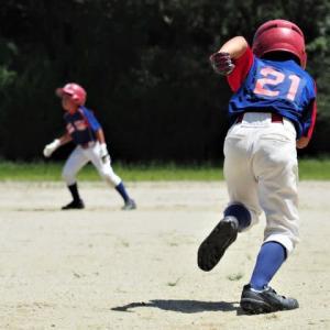 少年野球はプロ野球