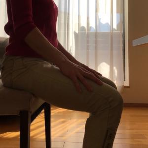 妊娠期に気を付けたい座り方、赤ちゃんを支える筋肉の使い方