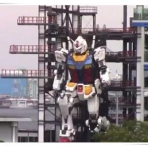 横浜に登場した「動く巨大ガンダム」に韓国ネット感嘆「うらやましい」「日本に行きたい」