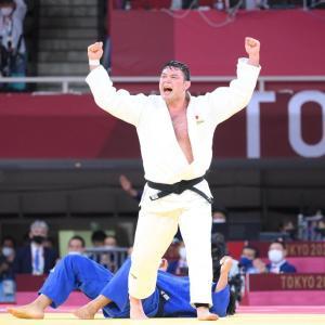 ウルフ・アロン、井上康生以来の同級金メダル「僕自身が取り戻してやろうと」