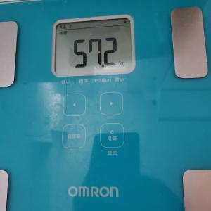体重激増からの激増!お腹の変化②