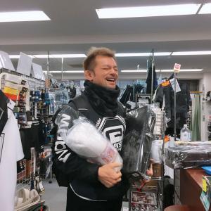 ネイチャーボディプラス代表、  房野 哲也さんにご来店頂きました!