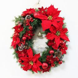 「棘の痛み」(クリスマス・リース)