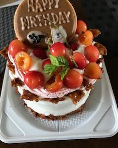 世界で唯一のあなたに、世界で唯一のケーキを!