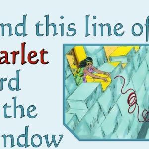 愛のスカーレット・コードで朝さんぽ!
