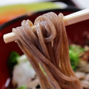 お手軽お値打ち蕎麦定食 お食事処 更科 @ 駒川中野 200626