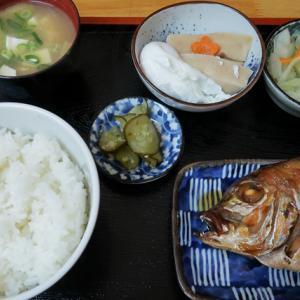 おふくろの味 日替定食とカレーの店 御食事処 備前 @ 駒川中野 200629