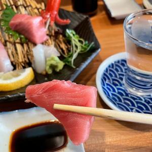 旨くて安い! 海鮮と日本酒好きにはタマラン !!! 酒場 恩人 @ 裏駒川商店街 210622