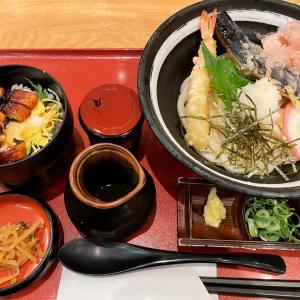 土用丑の日は「う」のつく食べ物を!・・・って 自家製麺 杵屋 あべのハルカスダイニング店 @ 大阪阿部野橋 210624