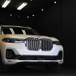 BMW X7 ミネラルホワイト TOTAL REMAKE