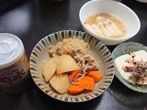 伝統家庭料理に挑戦