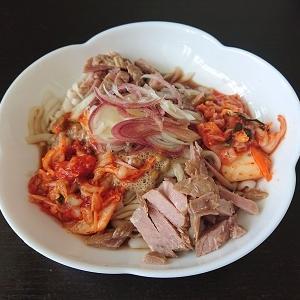 夏向きこんにゃく麺