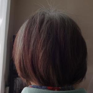 白髪ぼかし中~2