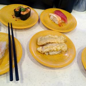 無限∞かっぱ寿司ならずに終了
