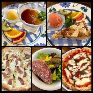 ピザが食べたくてピッツェリア ヴェントゥーノ Pizzeria 21でランチ