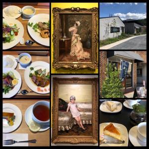 食欲の秋、芸術の秋