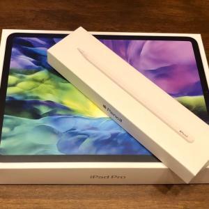 iPad Pro来たー