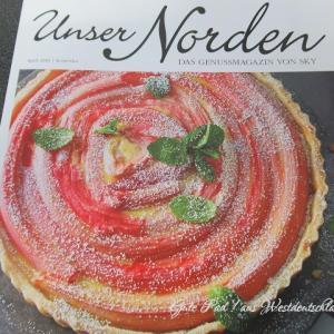 微妙な味わい ラバーバのケーキ