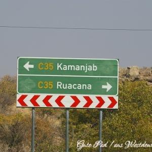 2015年ナミビア旅行まとめ 3
