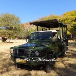 2015年ナミビア旅行まとめ 7 完