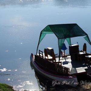 2018 オカヴァンゴ川をボートクルーズ