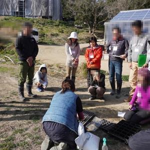 今日は農学校 秋冬コース最終日。2020年から地球のルールが変わるなど。