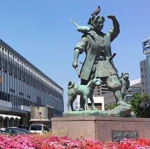 GWの旅の最後は岡山駅から、SAで休憩しながら帰宅。