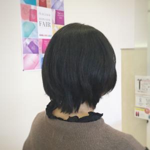 働くママさんに似合うショートヘア☆