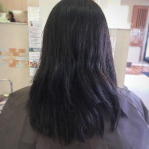 髪質改善でツヤ復活!