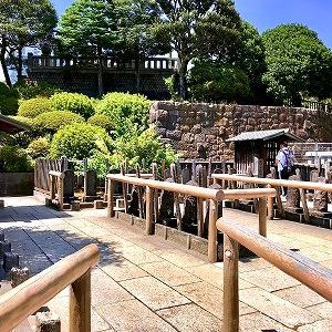 3711 【お米料理394】残暑の泉岳寺・高輪散歩と「くら寿司の天丼」