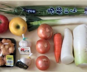 白菜キムチをつくりました(2):キムチの材料集めと漬け込み下ごしらえ(2020/12/16)