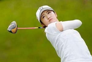 練習の鬼、稲見選手女子プロゴルフ